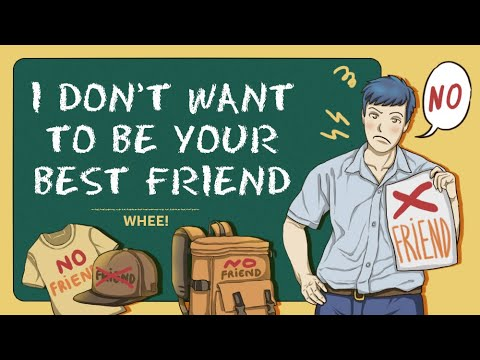 I Don't Want To Be Your Best Friend - Whee!