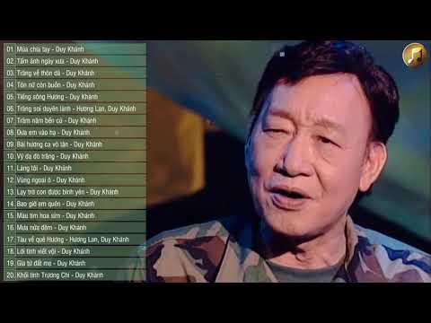 Tuyệt Phẩm Nhạc Vàng Xưa Bất Hủ Duy Khánh - Mùa Chia Tay