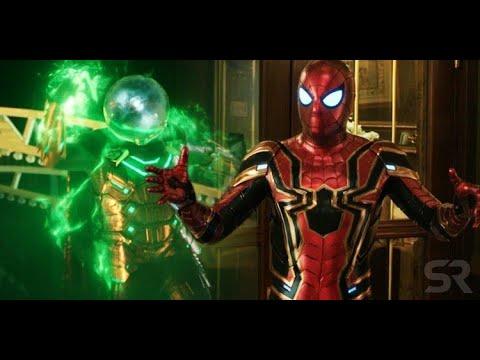 Nhạc Phim Remix 2020 Người Nhện Xa Nhà ( SPIDER - MAN )