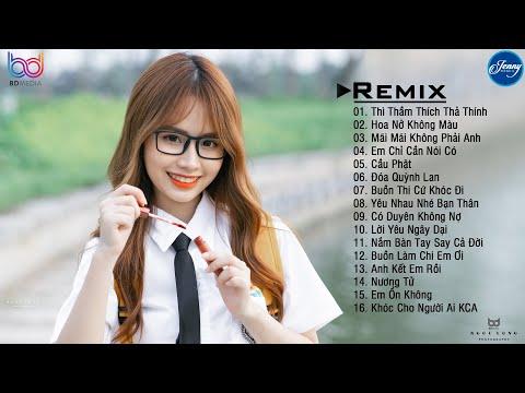 Tuyển tập nhạc trẻ remix nghe nhiều nhất 2020
