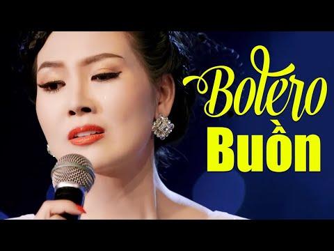 55 Bài Nhạc Vàng Bolero Hải ngoại Hay Tê Tái