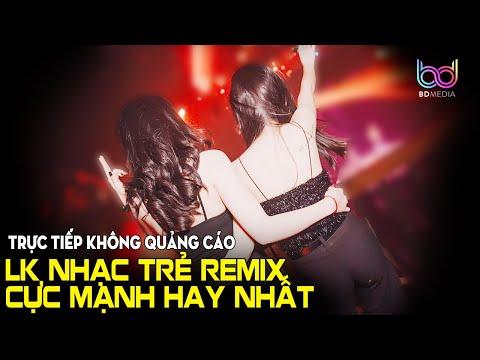 Nhạc Trẻ Remix 2021 Hay Nhất Hiện Nay, Bass Cực Mạnh