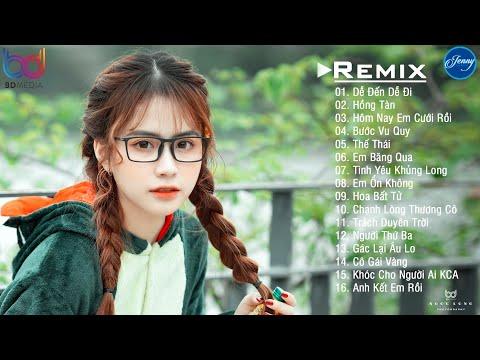 Tuyển tập Nhạc Trẻ Remix 2020 Cực Đỉnh