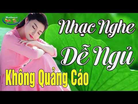 Liên Khúc Nhạc Trữ Tình Bolero Vừa Nghe Đã Ngủ