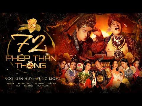 72 Phép Thần Thông - Ngô Kiến Huy, Yuno Bigboi