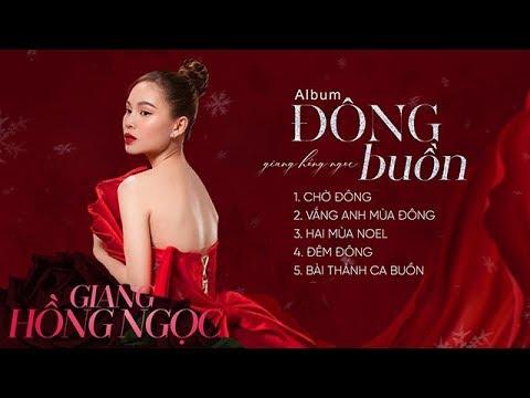 Album Đông Buồn - Giang Hồng Ngọc