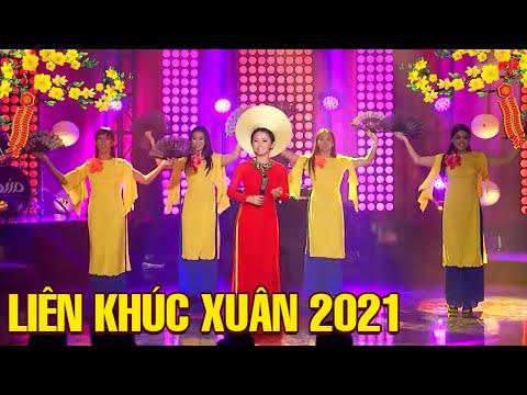 Liên Khúc nhạc Xuân 2021 Sôi Động Mới Nhất
