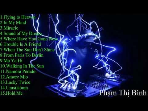 Những Bản Nhạc Dance Huyền Thoại Gắn Liền Thế Hệ 8X-9X