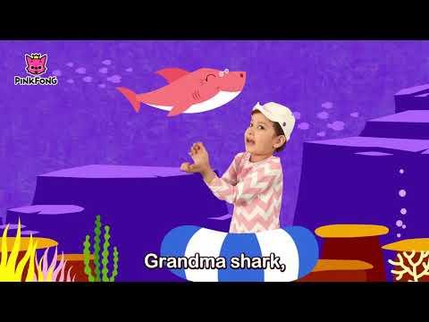 Baby Shark - Bé Shark Khiêu vũ
