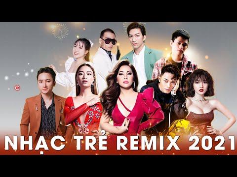Nhạc Trẻ Remix Hot Nhất 2021 - Tuyển Chọn Những Ca Khúc  Thiên Đàng, Duyên Âm, Sáng Mắt Chưa