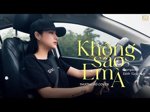 Không Sao Em À - Đinh Tùng Huy | Thương Võ Cover